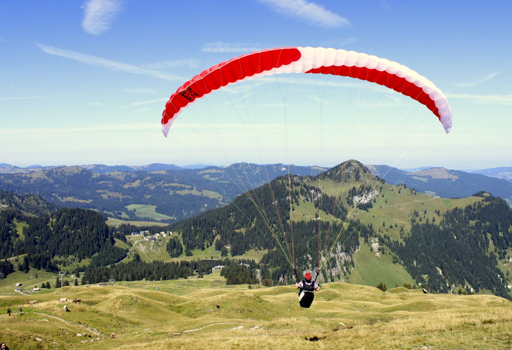 Skyjam Paragliders Wave 2